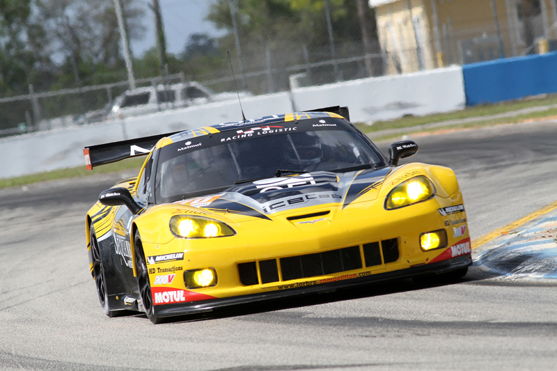 larbre competition corvette 2012